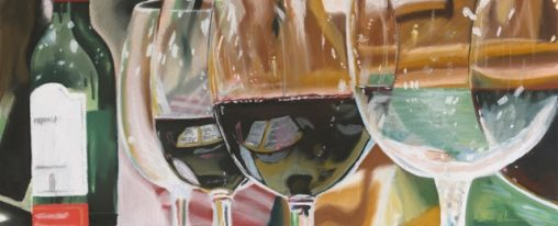 Wine Glass Series #4